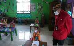Boyolali mulai uji coba pembelajaran tatap muka di tingkat PAUD dan TK